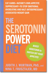 The Serotonin Power Diet Book Cover