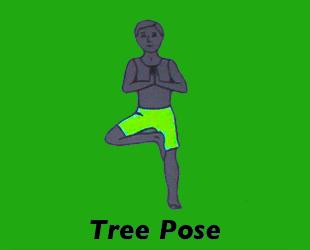 Yoga Treepose